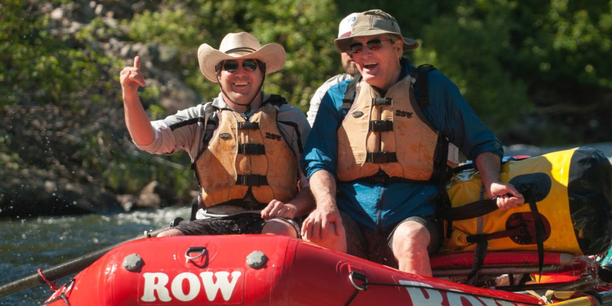 white water rafting guides