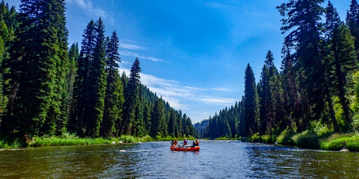 ROW Adventures on the Payette River