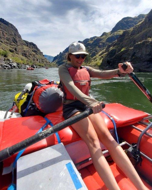 female river guide