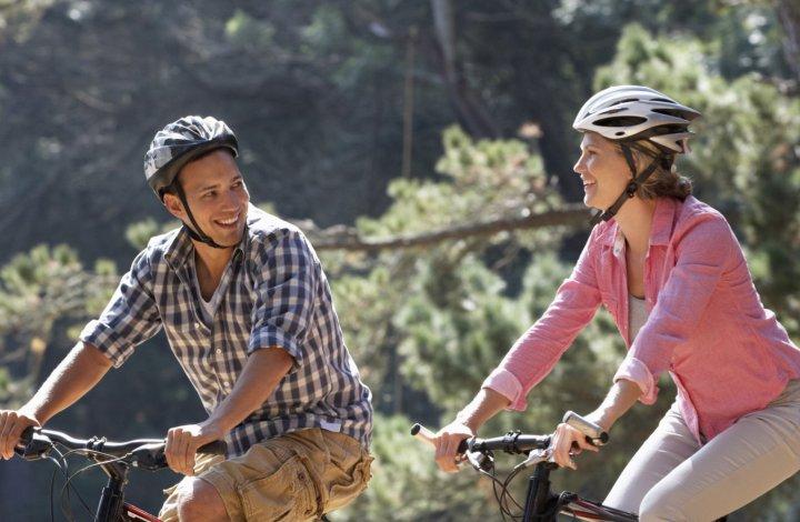 biking tour in coeur d'alene idaho