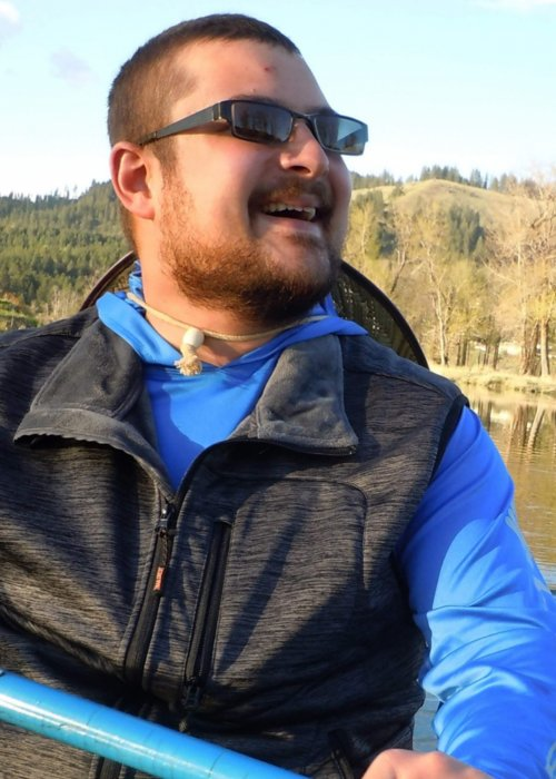 river guide in Idaho