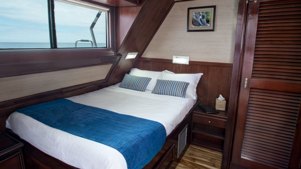Letty yacht accommodations