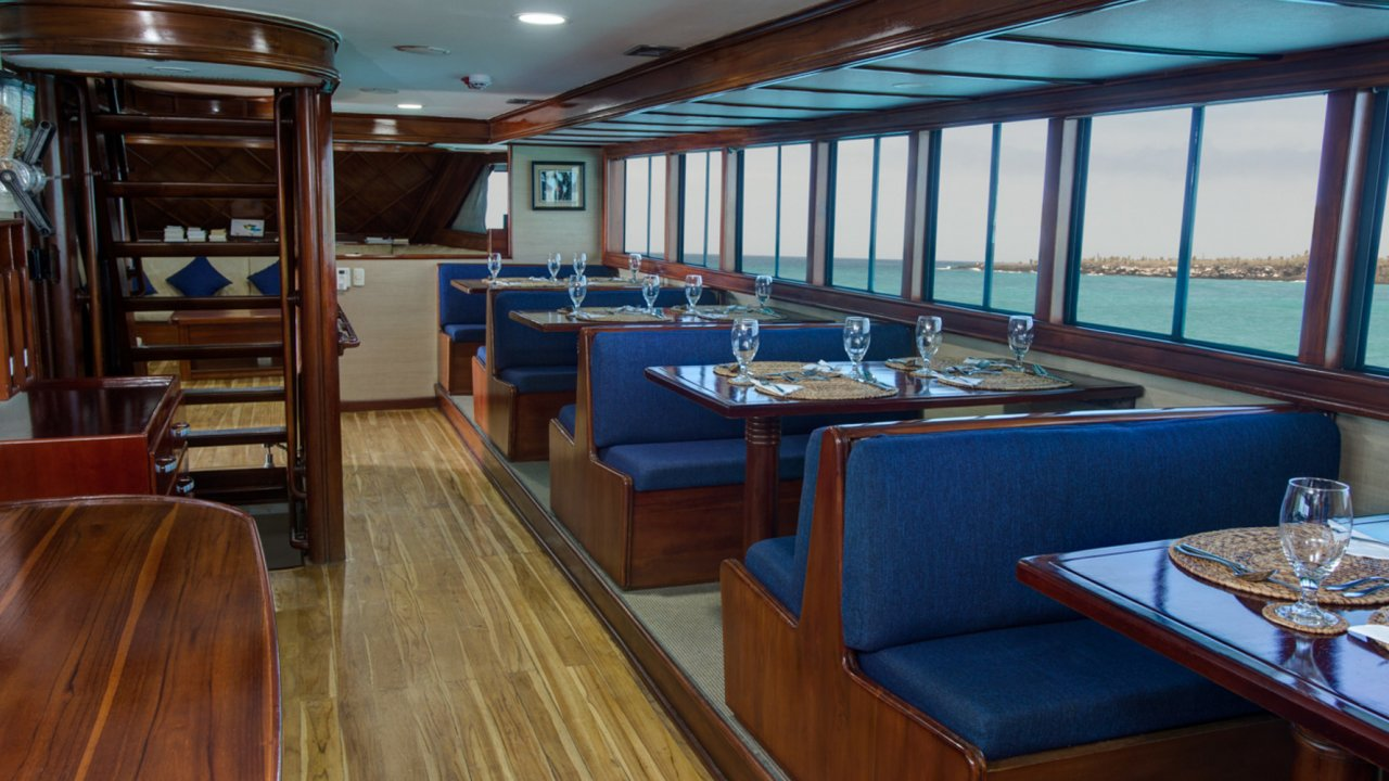 Dining on the Letty