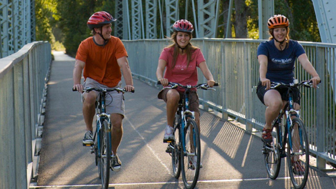 Idaho Guided Bike Tours