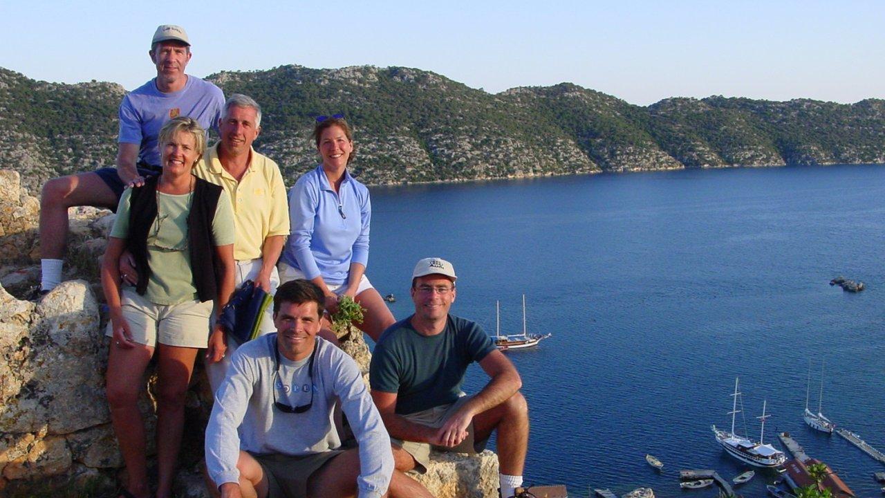 charter yacht travel turkey