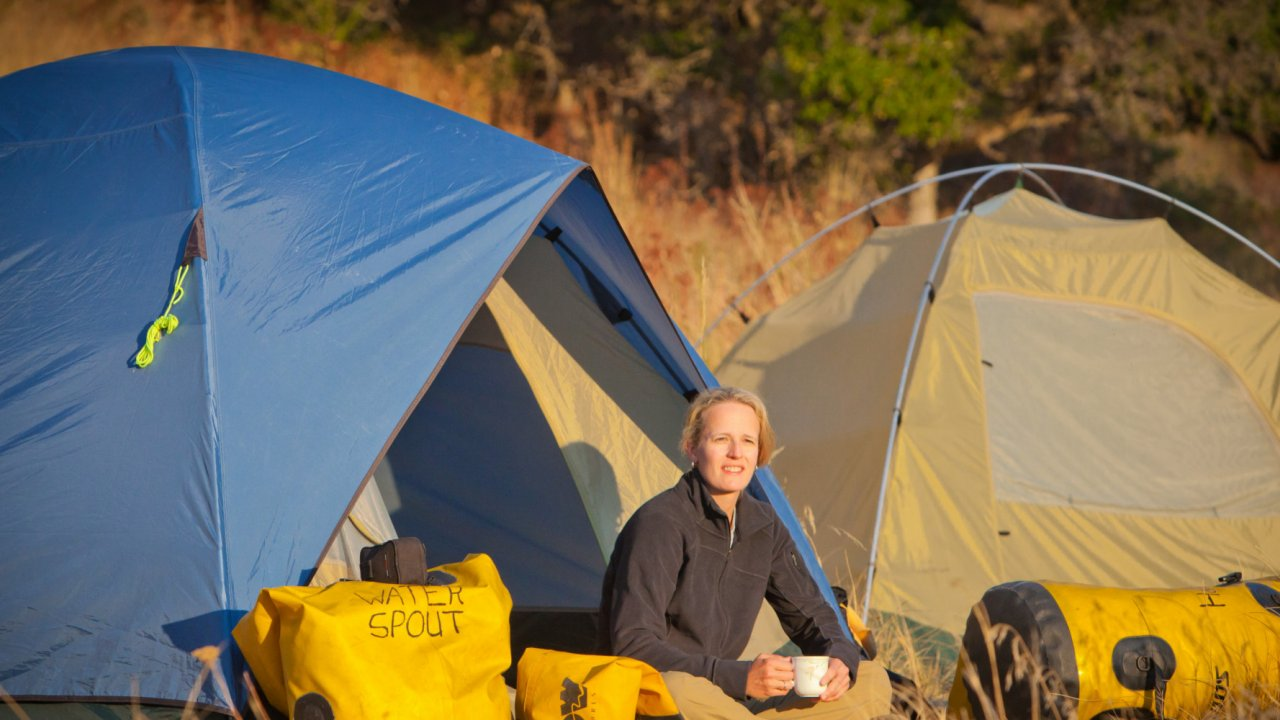 hiking and camping trips in idaho