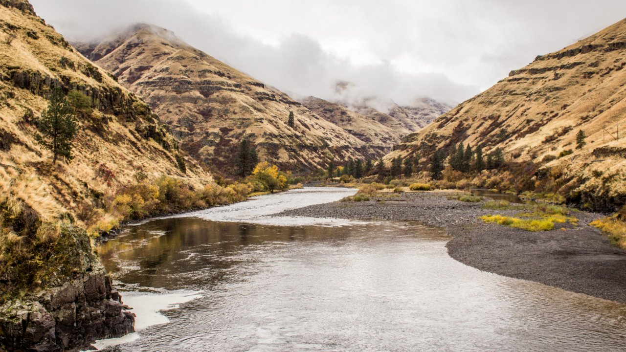 grande ronde river in oregon