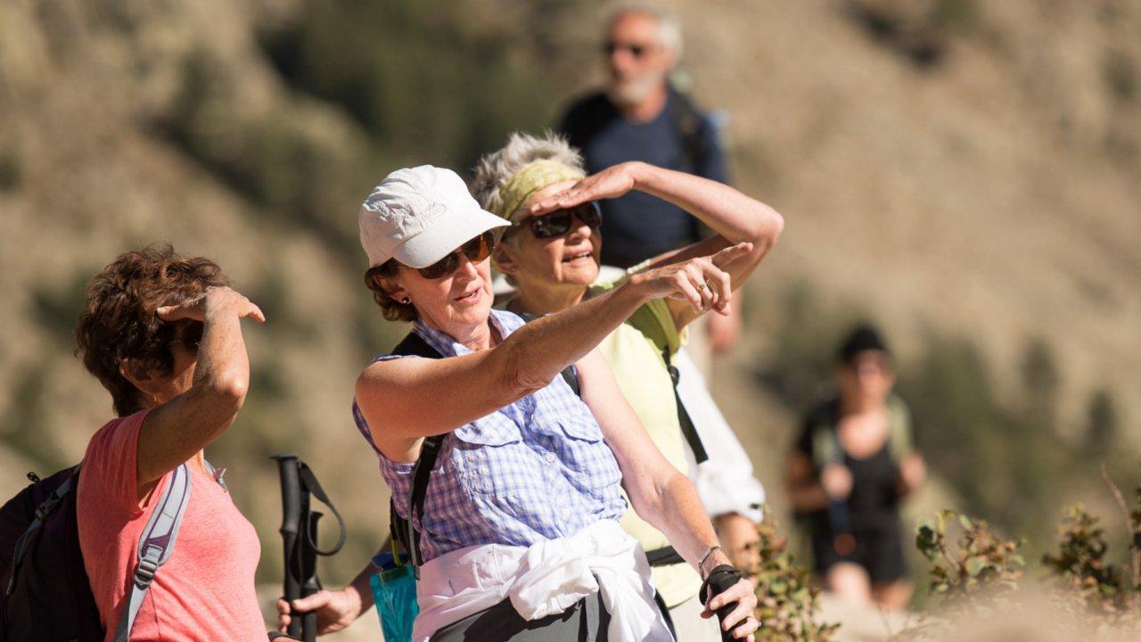 hiking tours in Europe