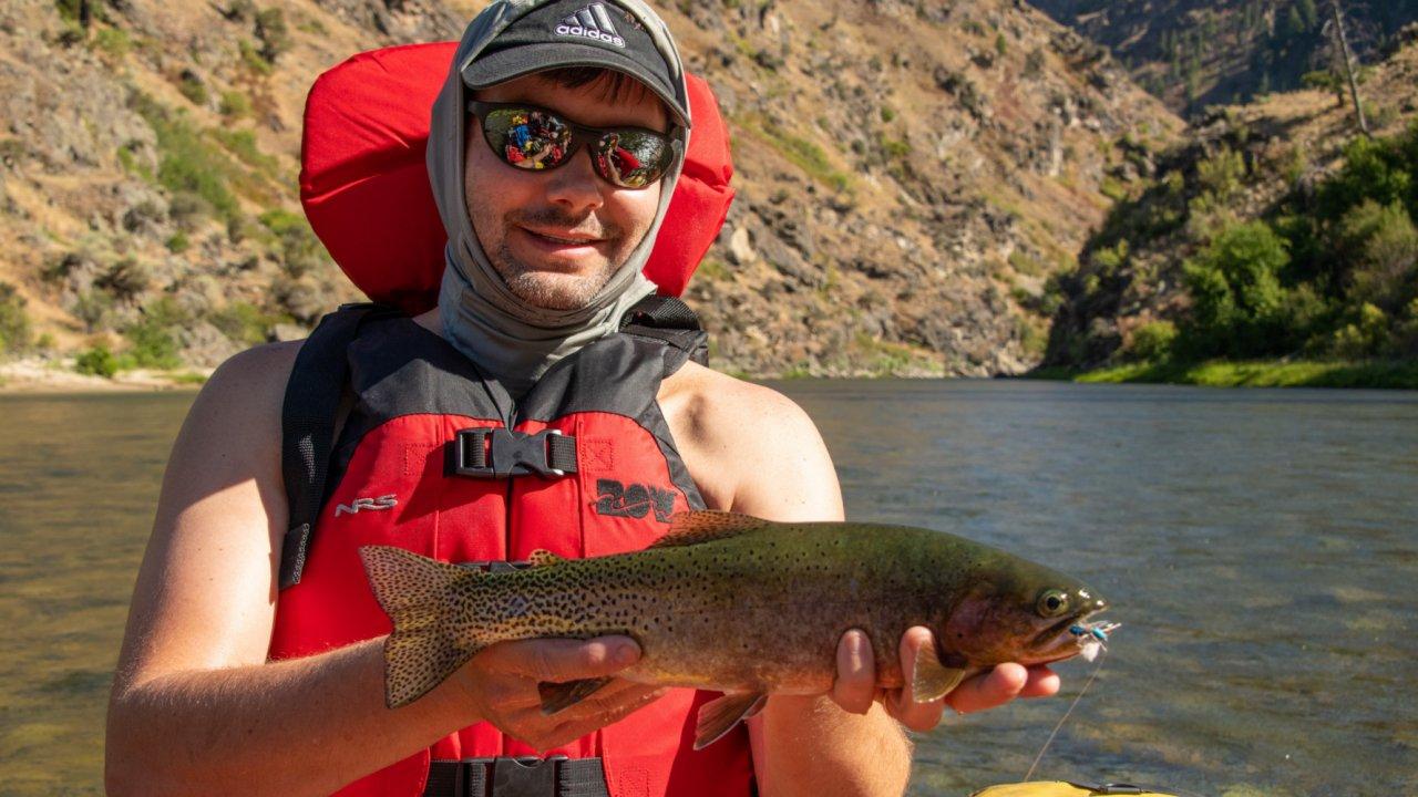 guided fishing trips in idaho