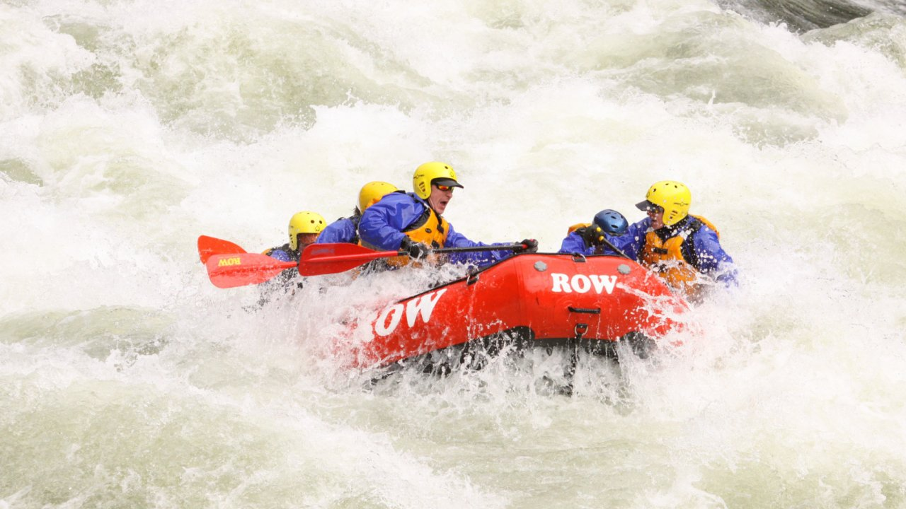 Lochsa River Rafting Idaho