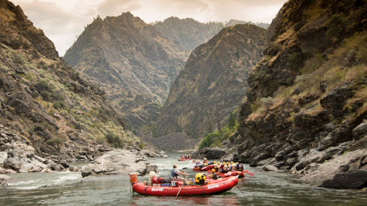 Middle Fork Salmon Rafting | Idaho Salmon River Rafting Trips