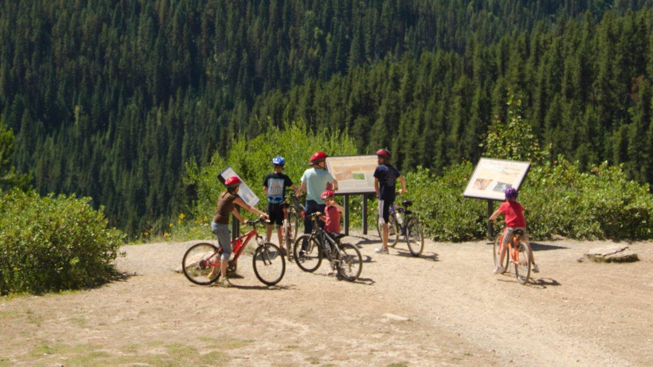 hiawatha trail bike tours