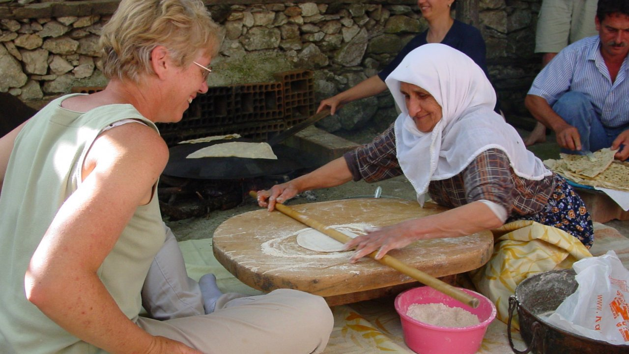 cultural experience in Turkey