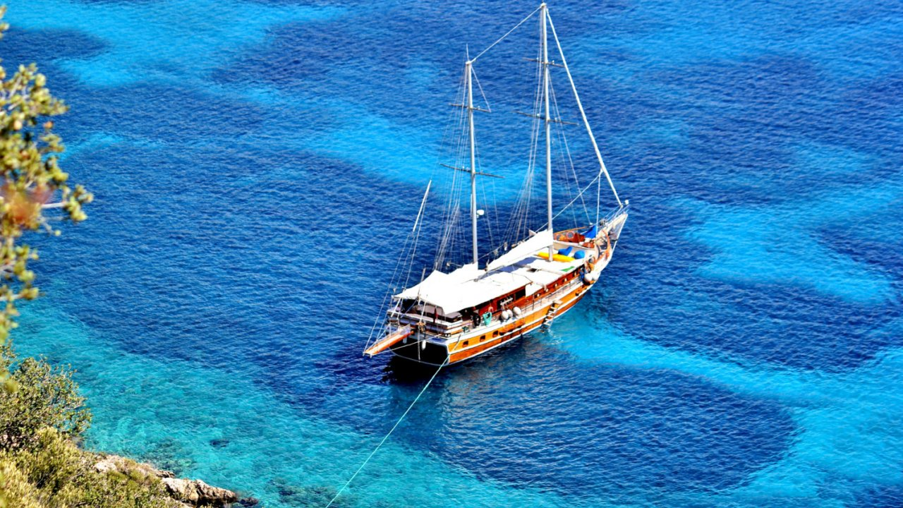 Turkey Yachting Tours