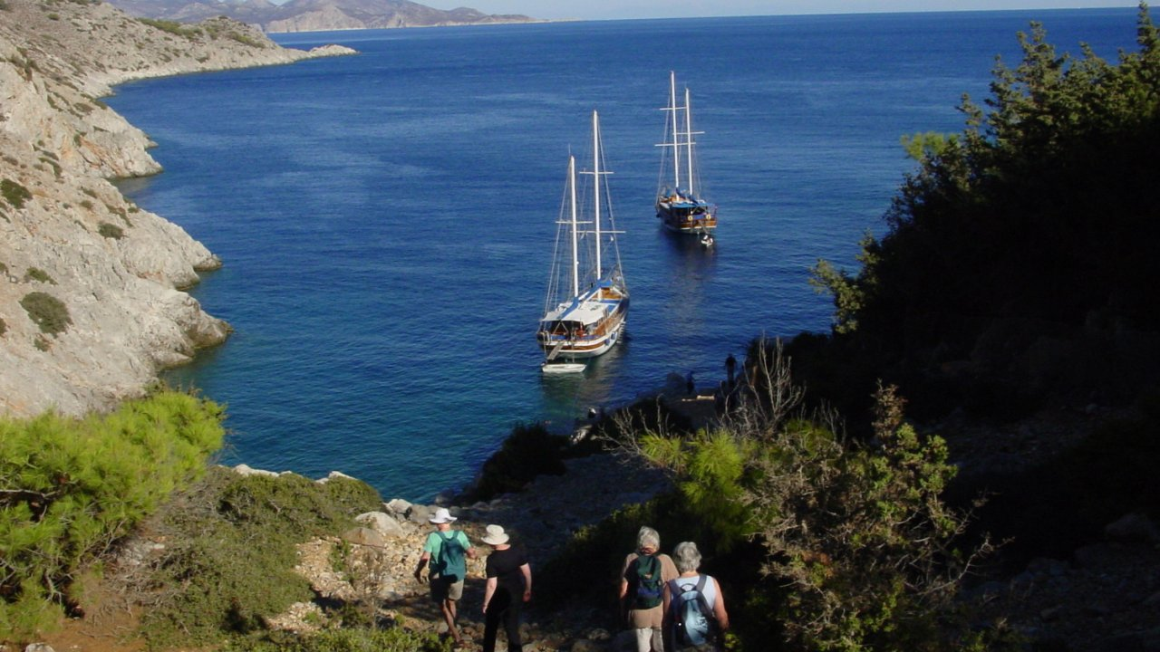 Custom Turkey Yacht Tour