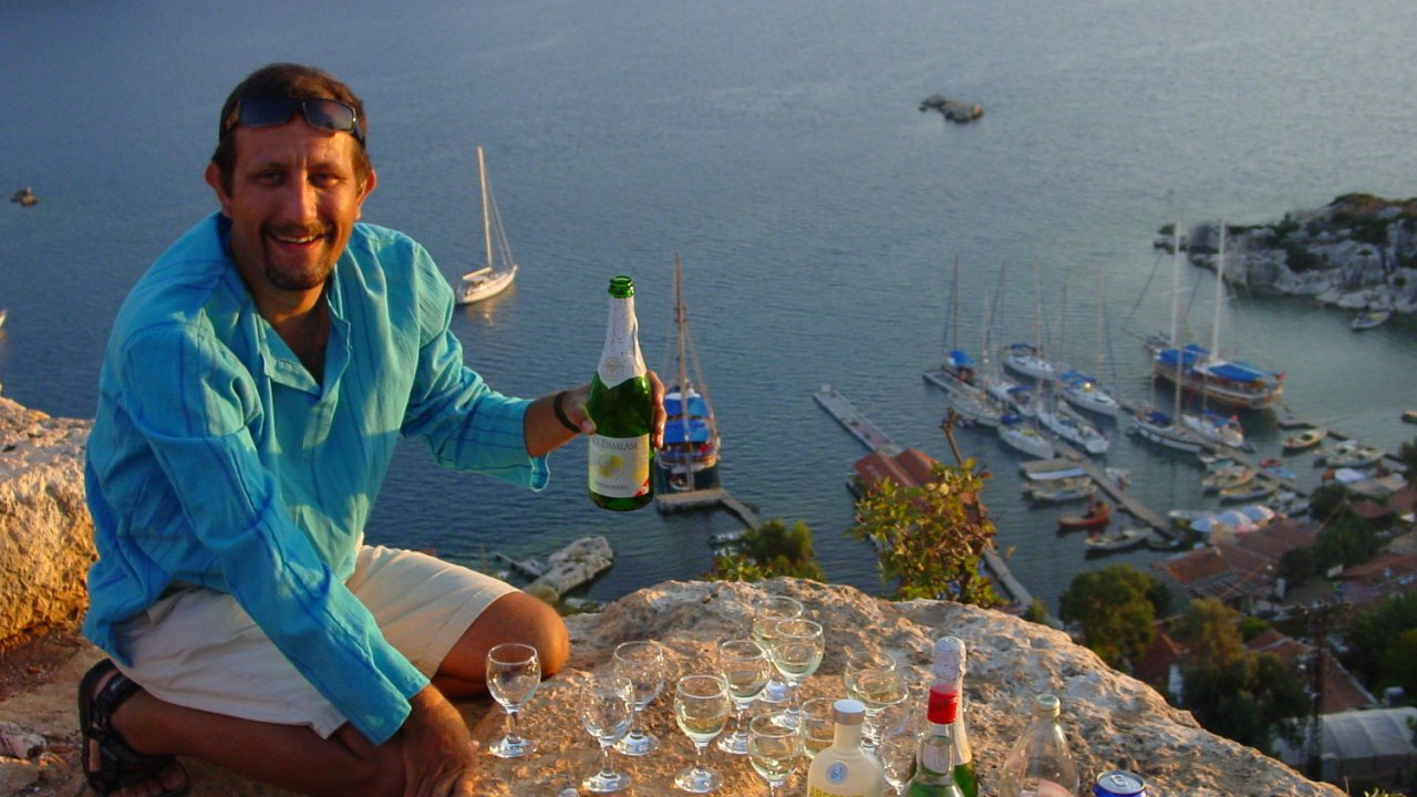 yachting tour in Turkey