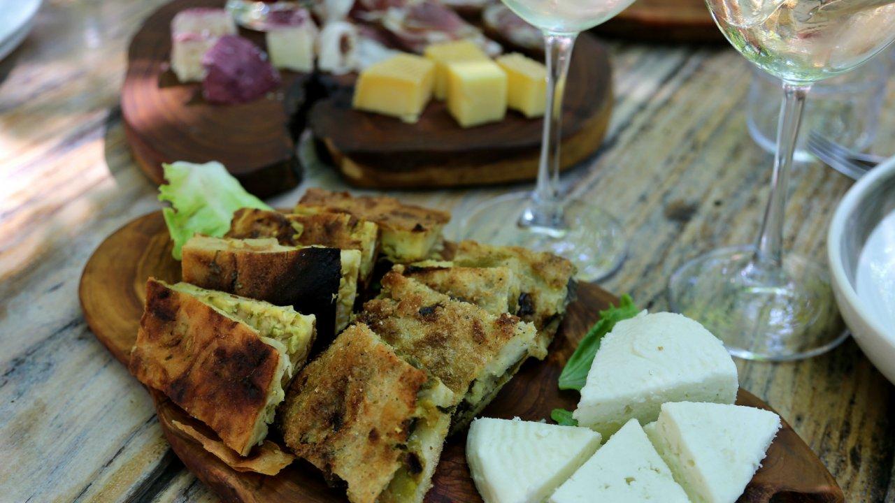 local albanian food