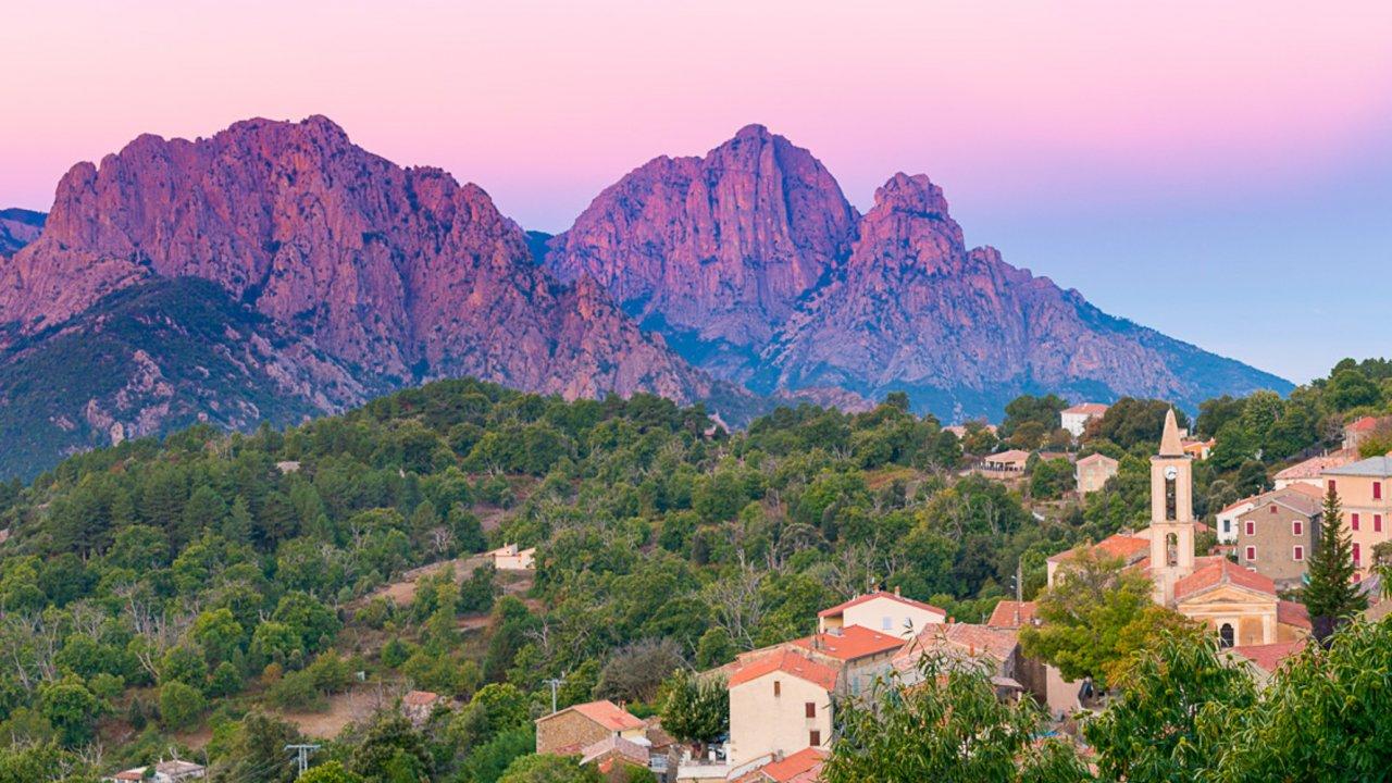 local architecture in Mediterranean