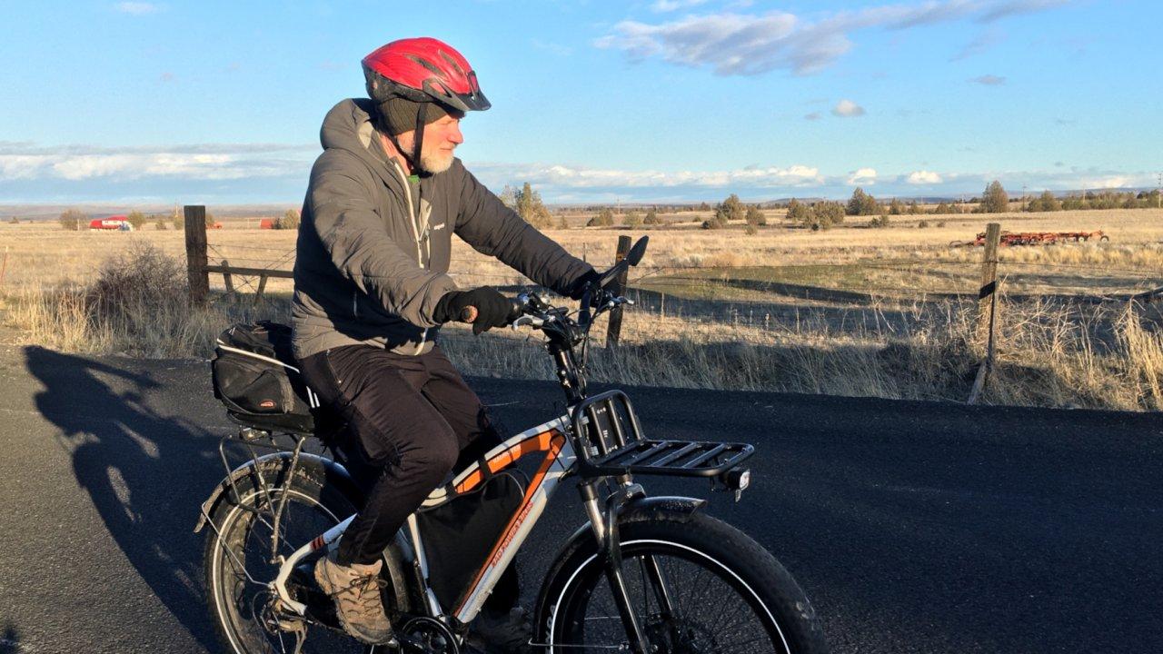 e-bike tours in Oregon