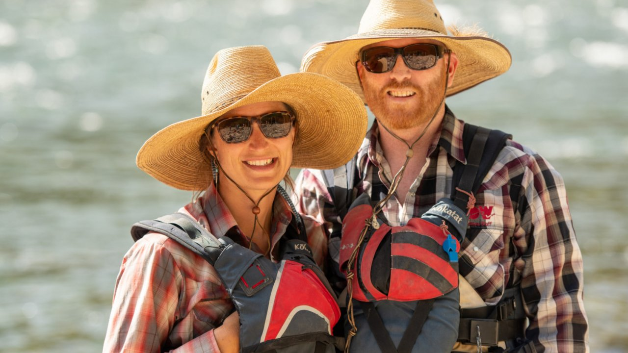 river guides on the deschutes river