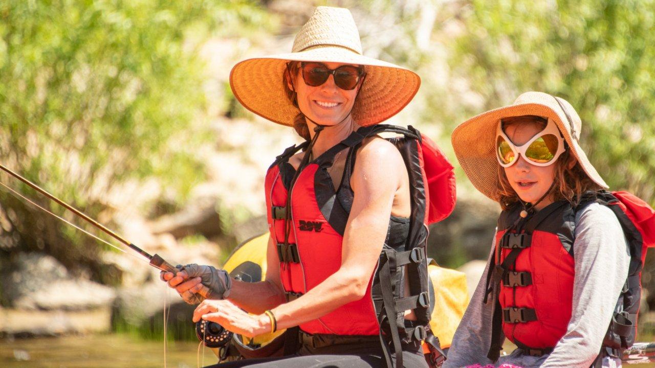 fishing idaho and montana