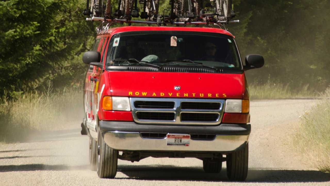 supported bike tours in idaho
