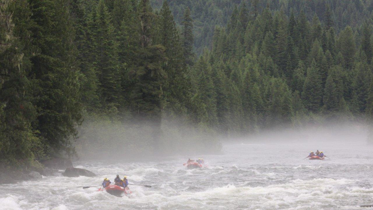 Idaho's Lochsa River