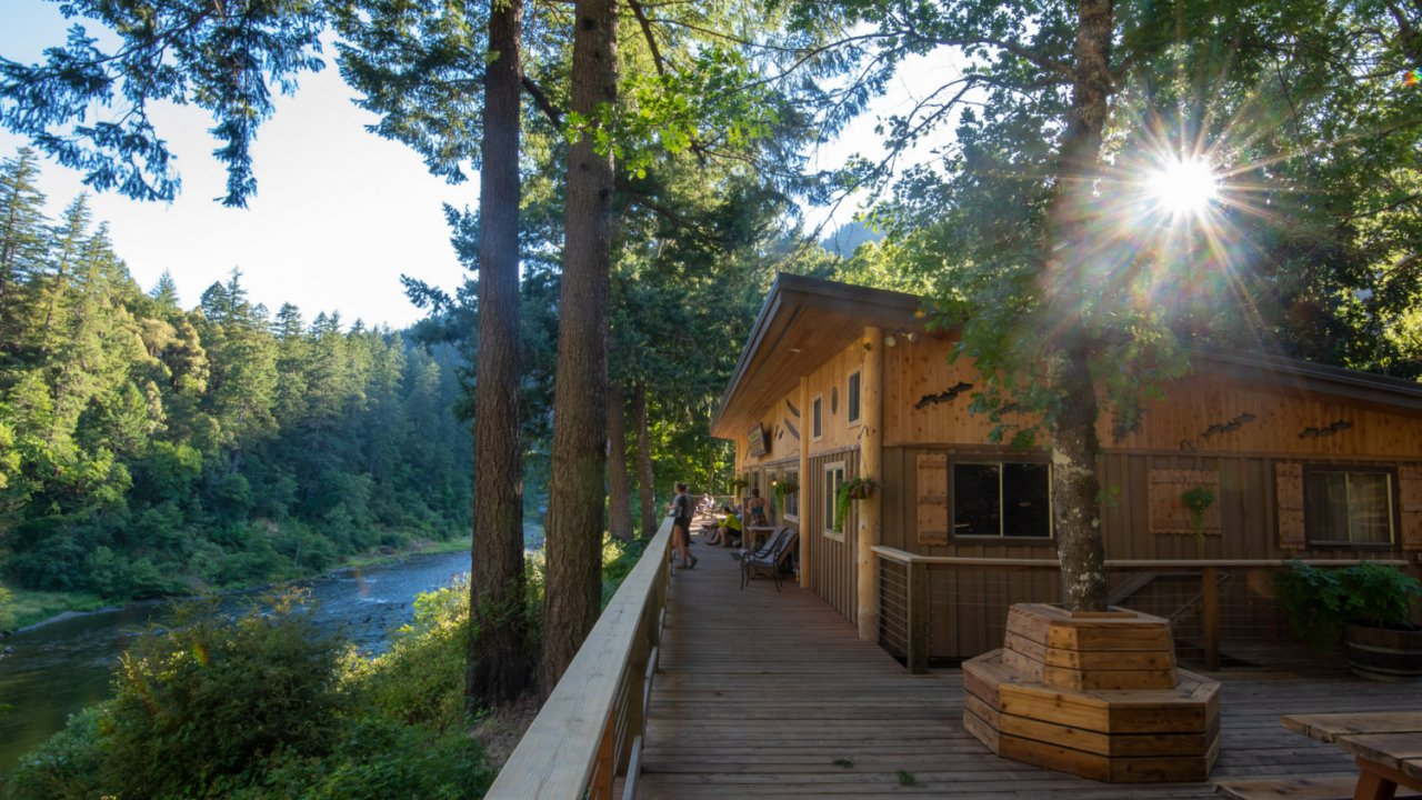 Paradise Lodge Rogue River