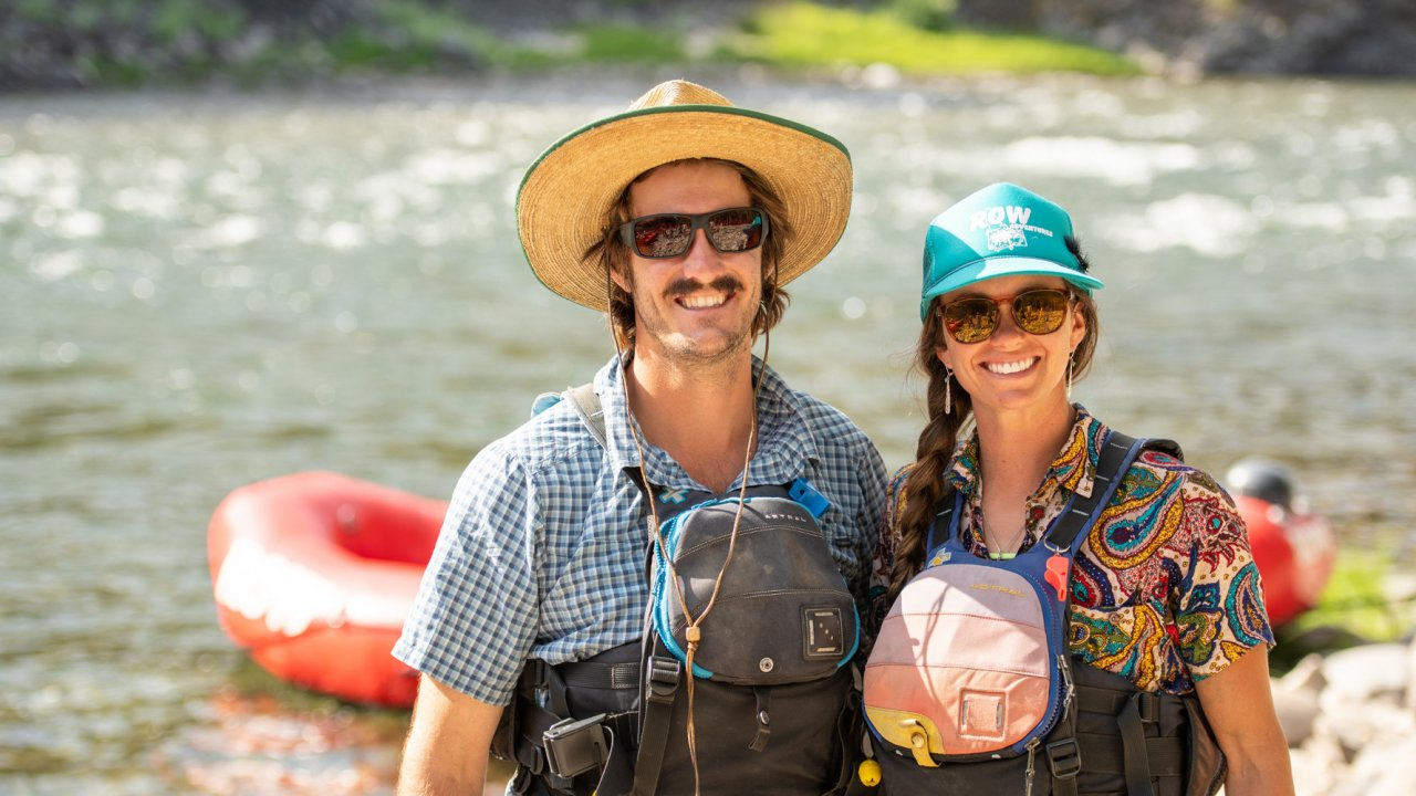 guides on the grand ronde river
