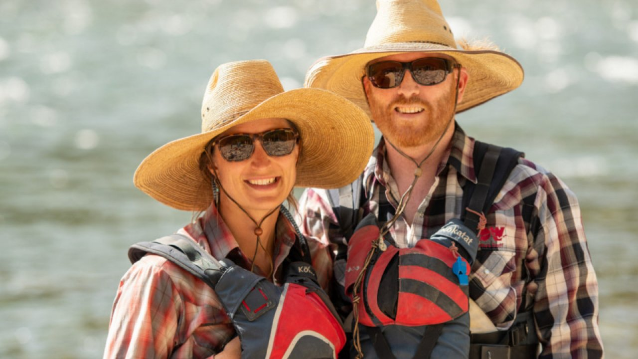 raft guides on owyhee river