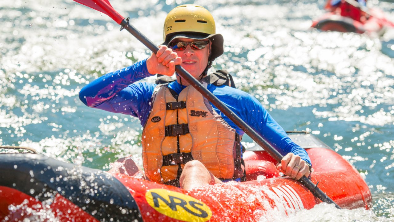 whitewater trips in Oregon