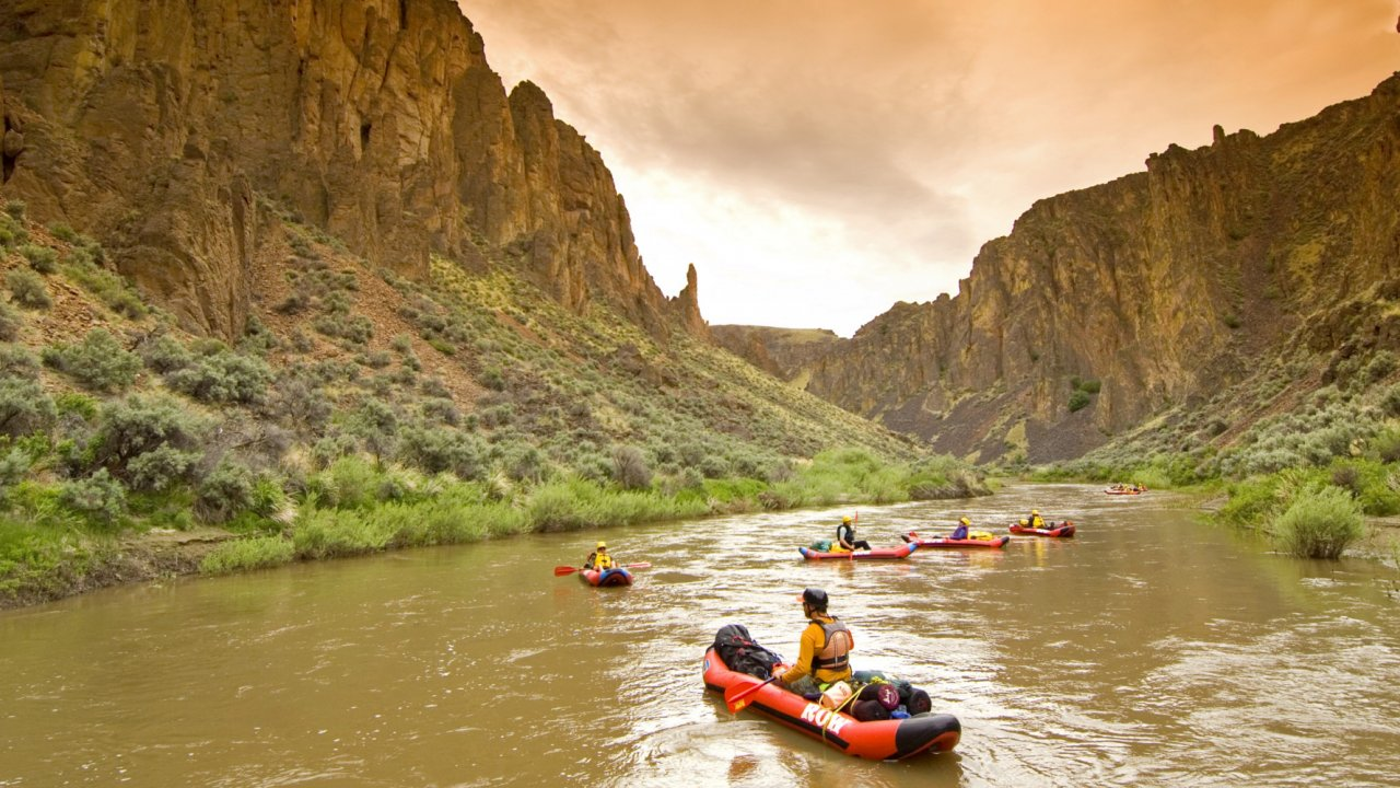 wild and scenic owyhee river