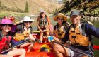 rafting tour on the grand ronde river
