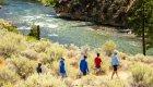 salmon river hiking group