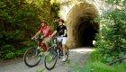 biking in idaho