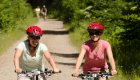 guided cycling in idaho