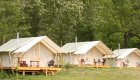 glamping tents in idaho