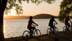 bike trail tour in idaho