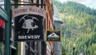 bar in Wallace Idaho