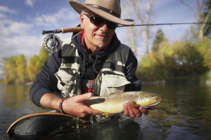 fishing trips in Idaho