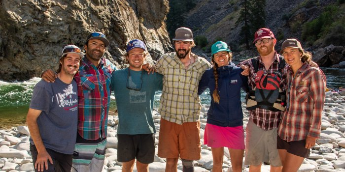 row whitewater guides