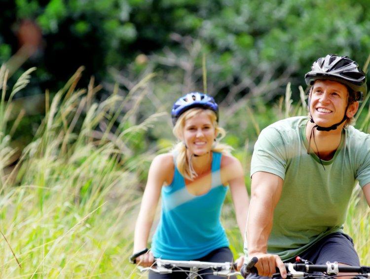 Biking tours with ROW Adventures