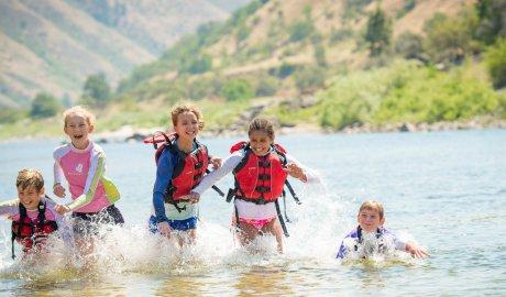 Family Rafting Tour