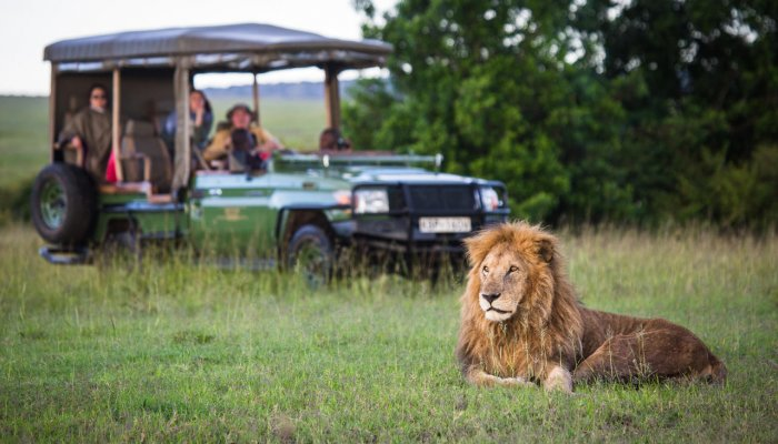 African Safari with Adventure Unbound