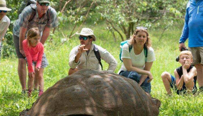 ROW Galapagos Tour