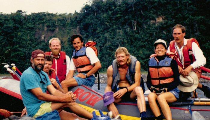 ROW rafting
