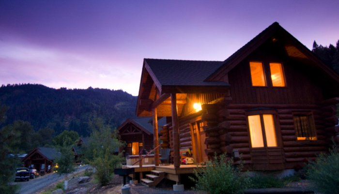 Idaho Adventure Lodge