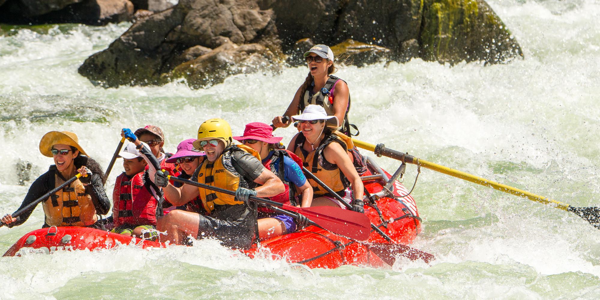 Owyhee River Rafting | Whitewater Rafting the Owyhee